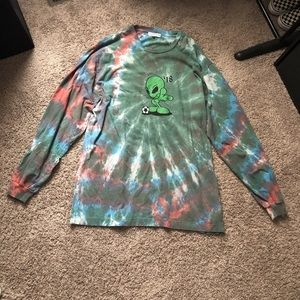 Gosha Rubchinskiy Tye Dye LongSleeve